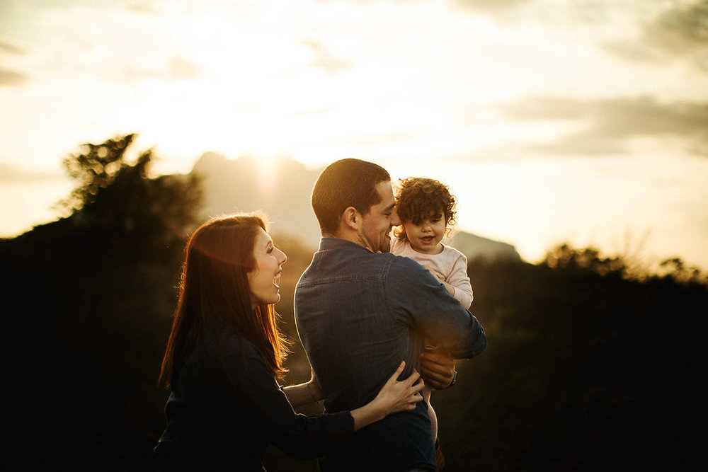 Mes photos de famille réalisées par Baptiste Dulac