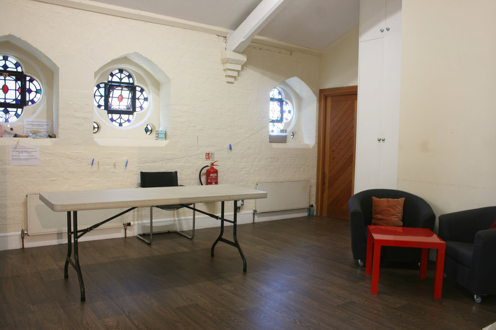The Meeting Room, St George's - Capacity: 14 sitting or 20 standingHourly rate: £15