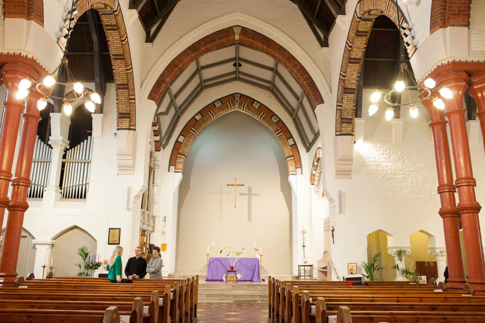 St George's - the whole church - Capacity: 250 sittingHire charges depend on the event. Please contact us for details.