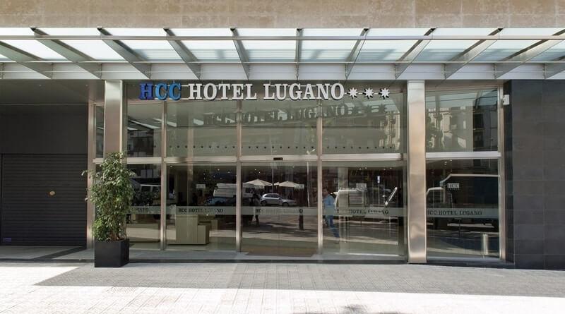 Hotel HCC Lugano Barcelona - Expo Vape Barcelona Spain 2019
