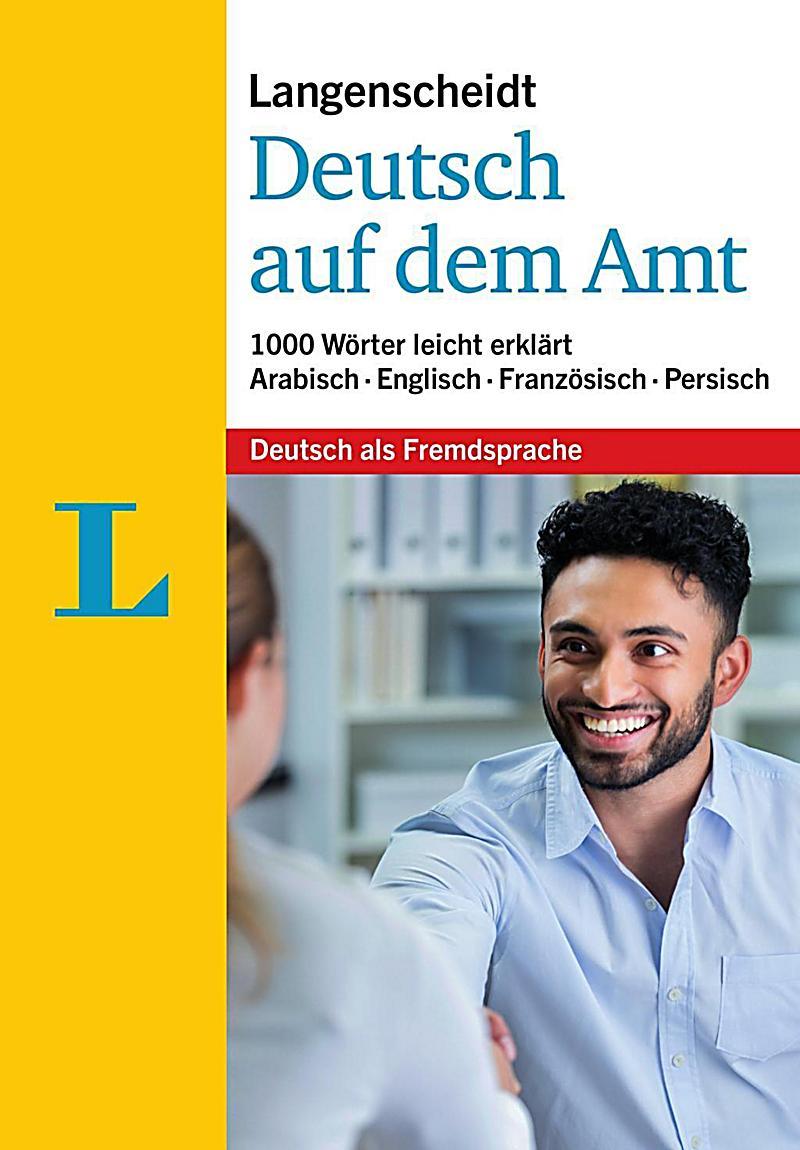 Deutsch auf dem Amt