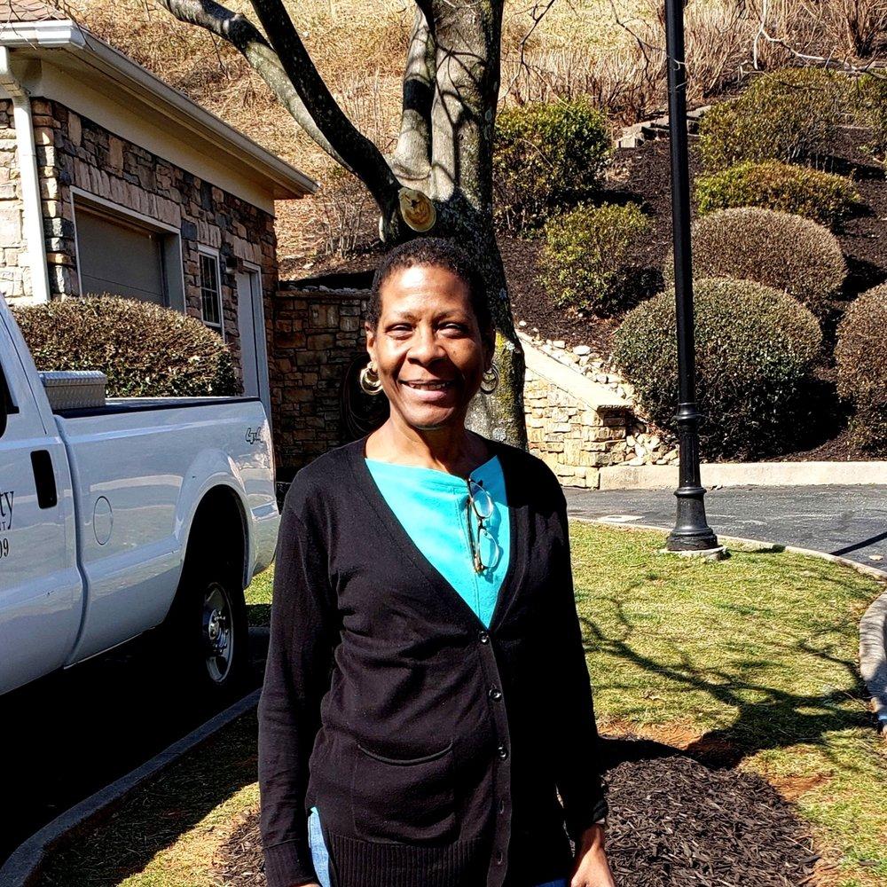 Ilene faithfully serves the Lord each week at Covenant Church.