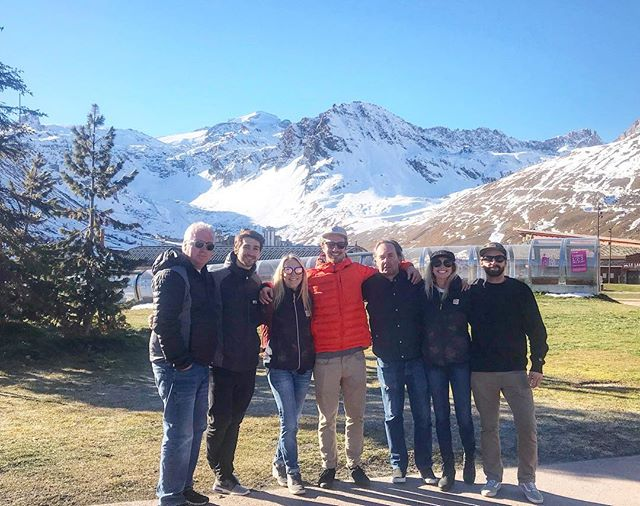 Happy 10 yrs @pictureorganicclothing! Great time in Tignes! 🇫🇷 We're so happy to be apart of the experience and continue to sell an eco-friendly & sustainable outdoor brand to our specialty retailers in the U.S.! Back to America we go... #GlobalSalesGuys #SolutionsForSpecialtyRetail #TignesFrance #PictureOrganicClothing