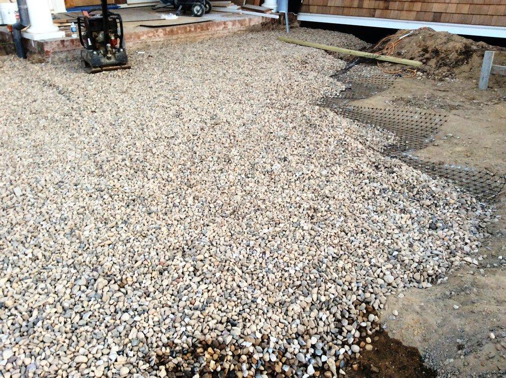 3) Gravel Bed