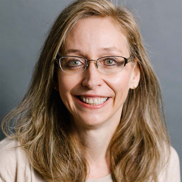 Dr. Andrea Hohmann  University of Indianan, Bloomington
