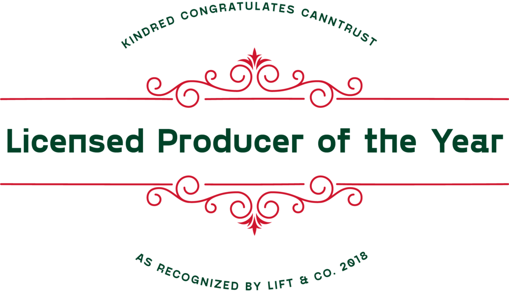 Licensed Producer of the 2018