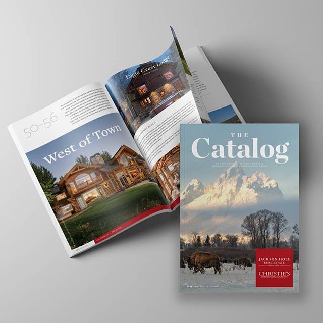 Betsy Bingle of Jackson Hole Real Estate Associates is pleased to present the Catalog of Fine Properties and Lifestyle for the Winter and Spring, 2018 - 2019. Inside you will find a collection of the region's premiere homes and properties, as well as a look at the organizations, people and lifestyles that make Jackson Hole and the surrounding communities unique. Whatever your needs, we welcome the opportunity to explore the Teton region's real estate market with you.  Head over to my website blog to read the full brochure or I can mail you one!  Betsy Bingle Real Estate . . . . . . #JacksonHoleRealEstate #JacksonHole #buyinjacksonhole #sellinjacksonhole #betsybingle #betsybinglerealestate #topproducer #realestateagent #sold #mountainmodern #mountainhome #wyoming #wyomingtaxbenifits #christiesinternationalrealestate #luxuryrealestate #3creek #shootingstarjh #tetonpines #eastjackson #cire  #beforeandafter #beforeandafterhome #homeremodel #homesforsale #luxuryrealestate #luxuryhomesforsaleinJH #soldbybingle