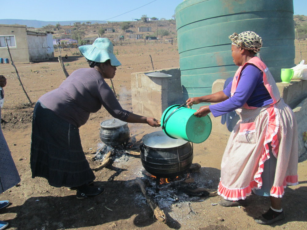 Orphan Feeding & Clean Water Projects