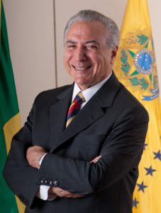Michel Temer, current President of Brazil, aims to counteract the growing Brazilian debt with PEC 241