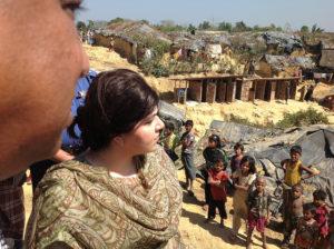 Cox Bazaar Refugee Camp