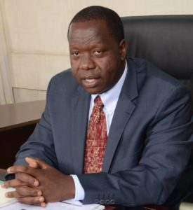 Despite massive strikes, Education Cabinet Secretary Fred Matiang'i says talks are progressing smoothly (Wikimedia Commons).