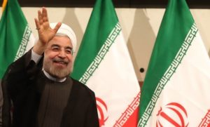 President Hassan Rouhani. Source: Wikimedia Commons