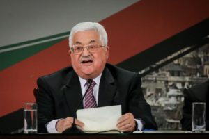 The Times of Israel: President Abbas of the Fatah Political Party