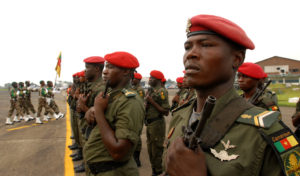 Cameroonian soldiers are accused of abusing and turning down Nigerian refugees (Flickr)