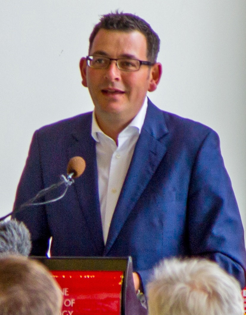 Victorian premier and Labor leader Daniel Andrews (above) signed a deal between the Victorian government and China without consulting Australian federal regulators.