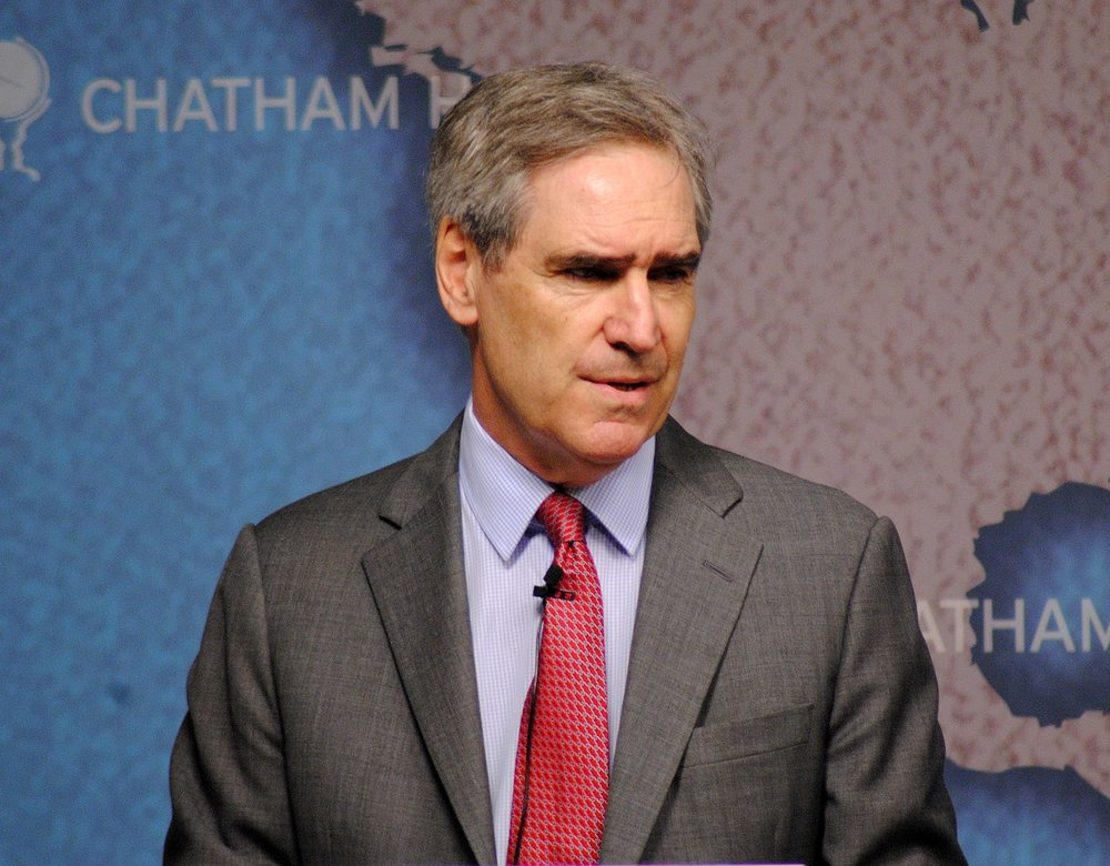 CEU President and Rector Michael Ignatieff pictured in 2014 (Wikimedia Commons).