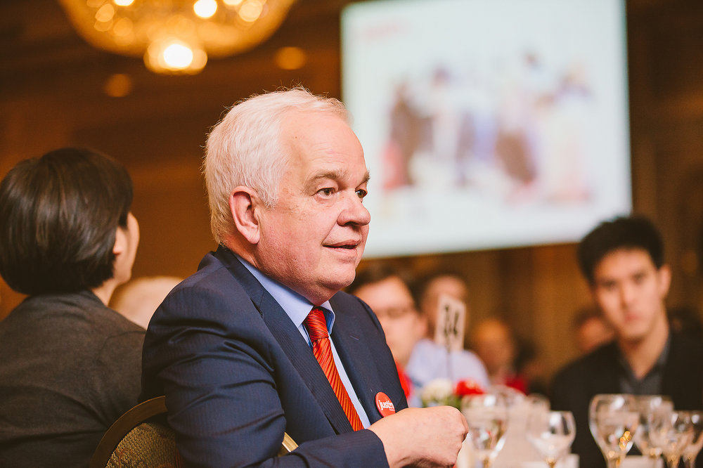 John McCallum, former Canadian ambassador to China, pictured in 2013 (flickr).