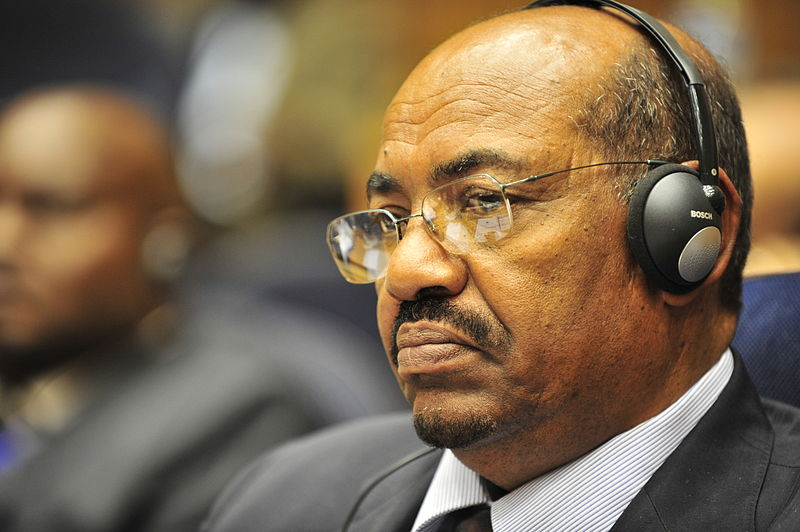 President Omar al-Bashir of Sudan has been in power since 1964. [ Wikimedia Commons ]