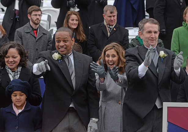 Both Governor Ralph Northam and Lieutenant Governor Justin Fairfax are currently under fire for scandals. (Style Weekly)