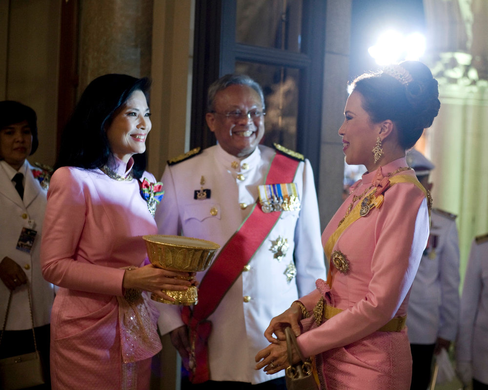 Princess Ubolratana Mahidol's unexpected candidacy forges new alliances and challenges the longevity of Thailand's military-backed government. (Wikimedia Commons)
