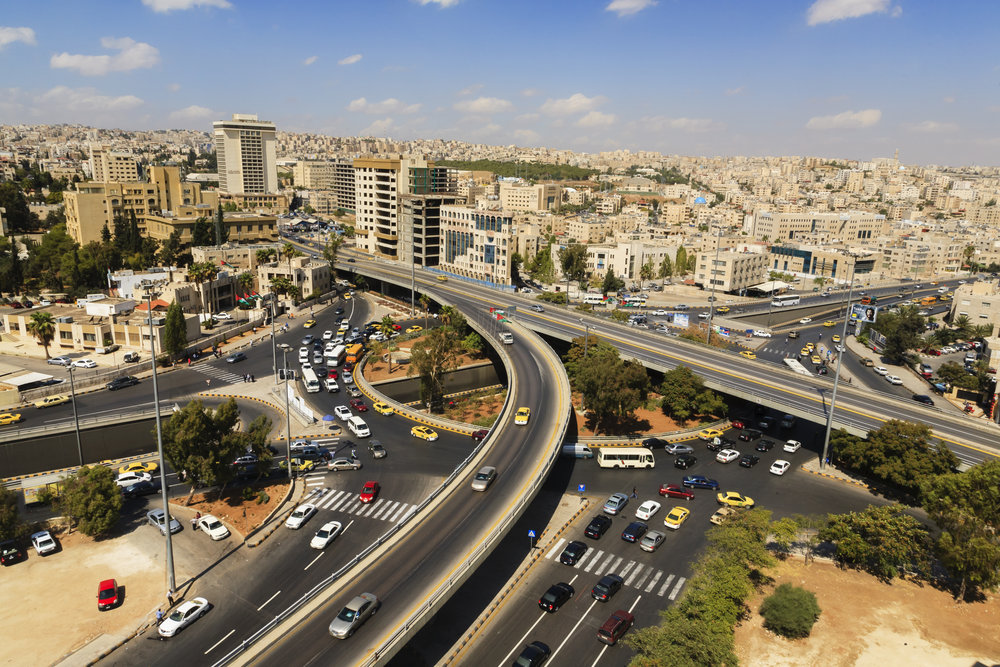 Unemployment in Jordan has fluctuated in recent years, remaining at a high level. (Wikimedia Commons)
