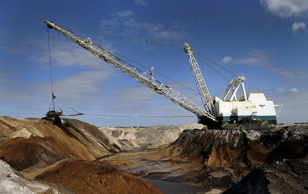 Phosphate Industry