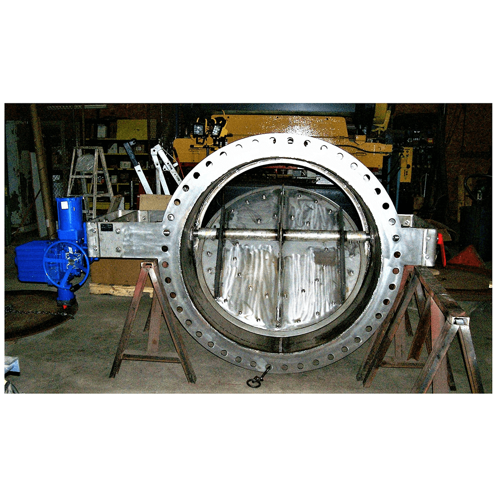 Large Diameter Valves