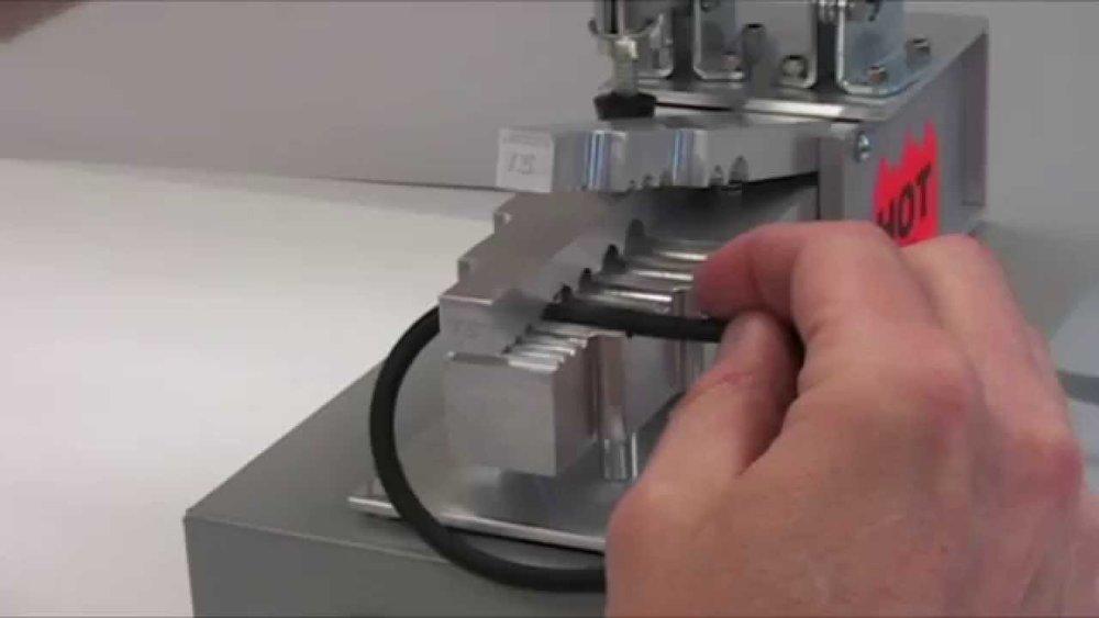 O-Ring Vulcanizing