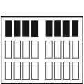 570DN - Square Top