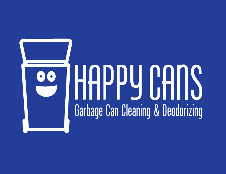 HAPPY CANS Garbage Can Cleaning