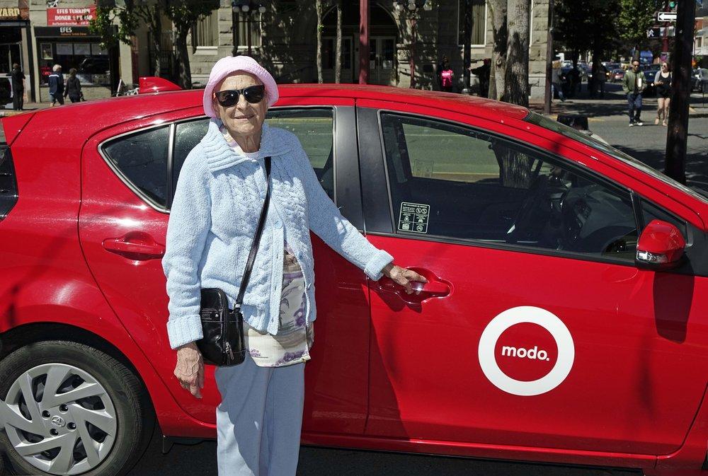 Car Sharing -
