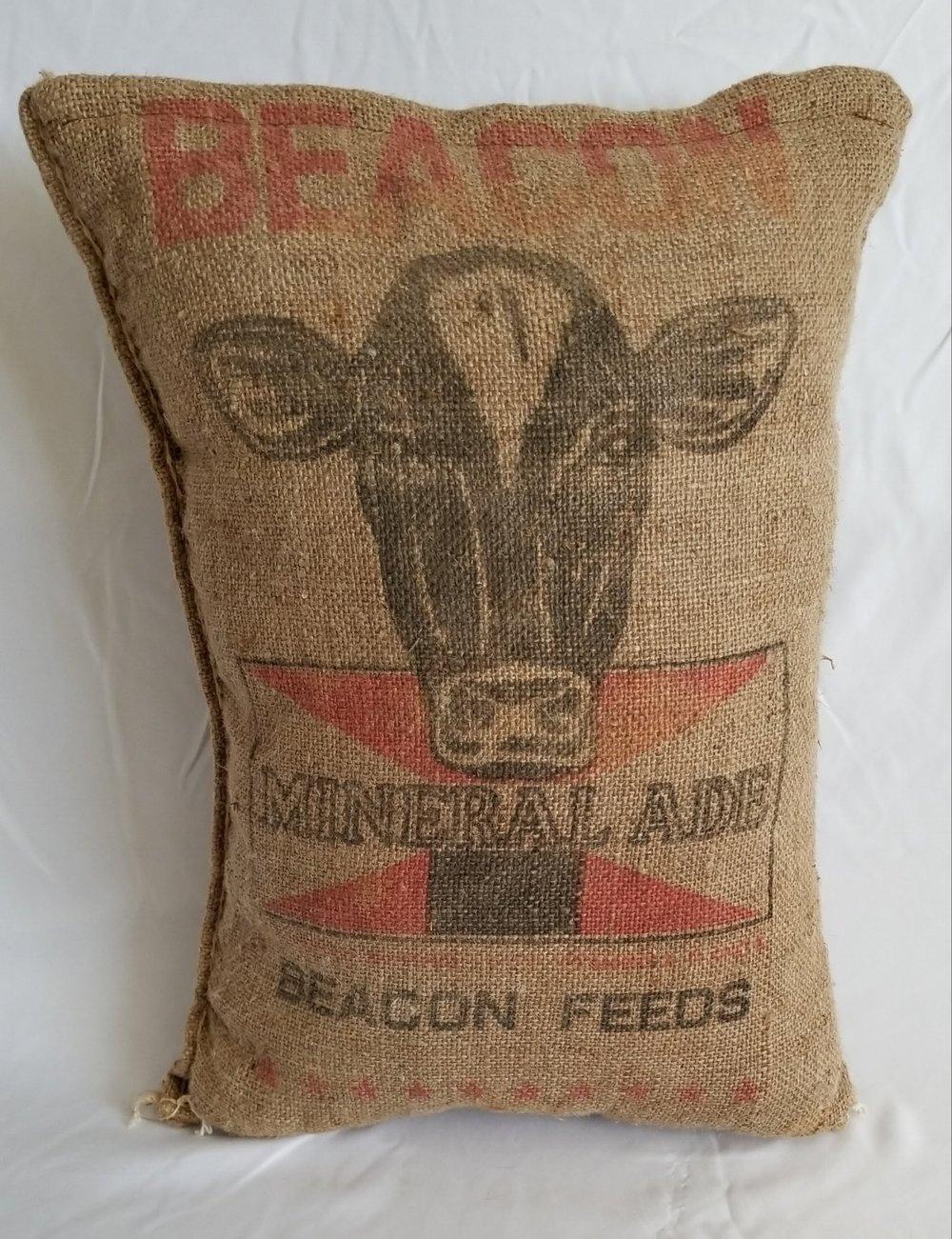 Grain Sack Pillow II
