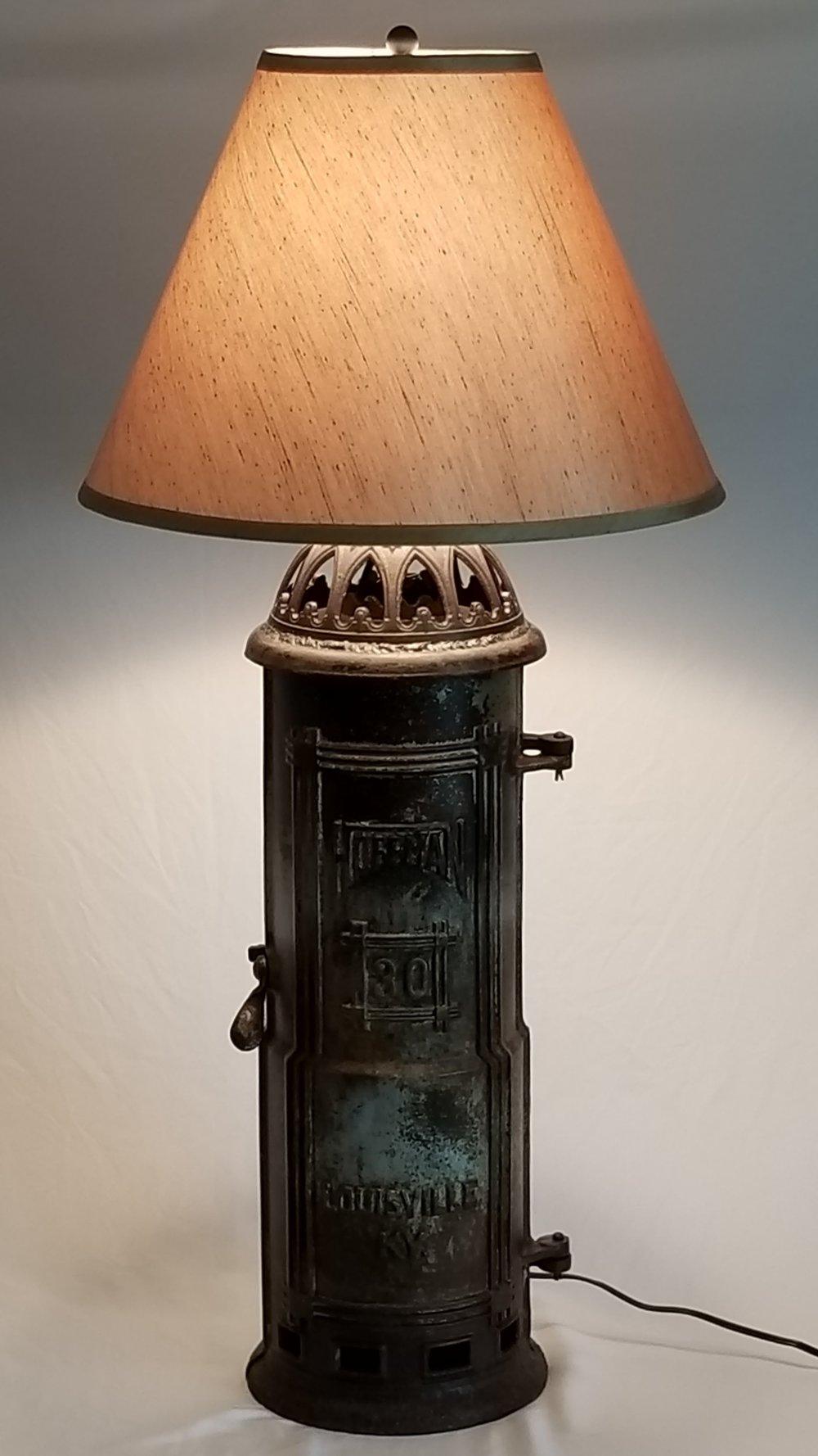 Hot Water Lamp I