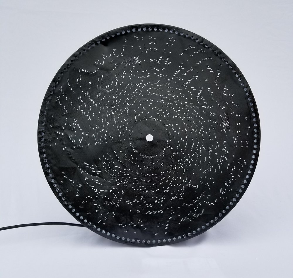 Tire Spacer/Player Piano Light