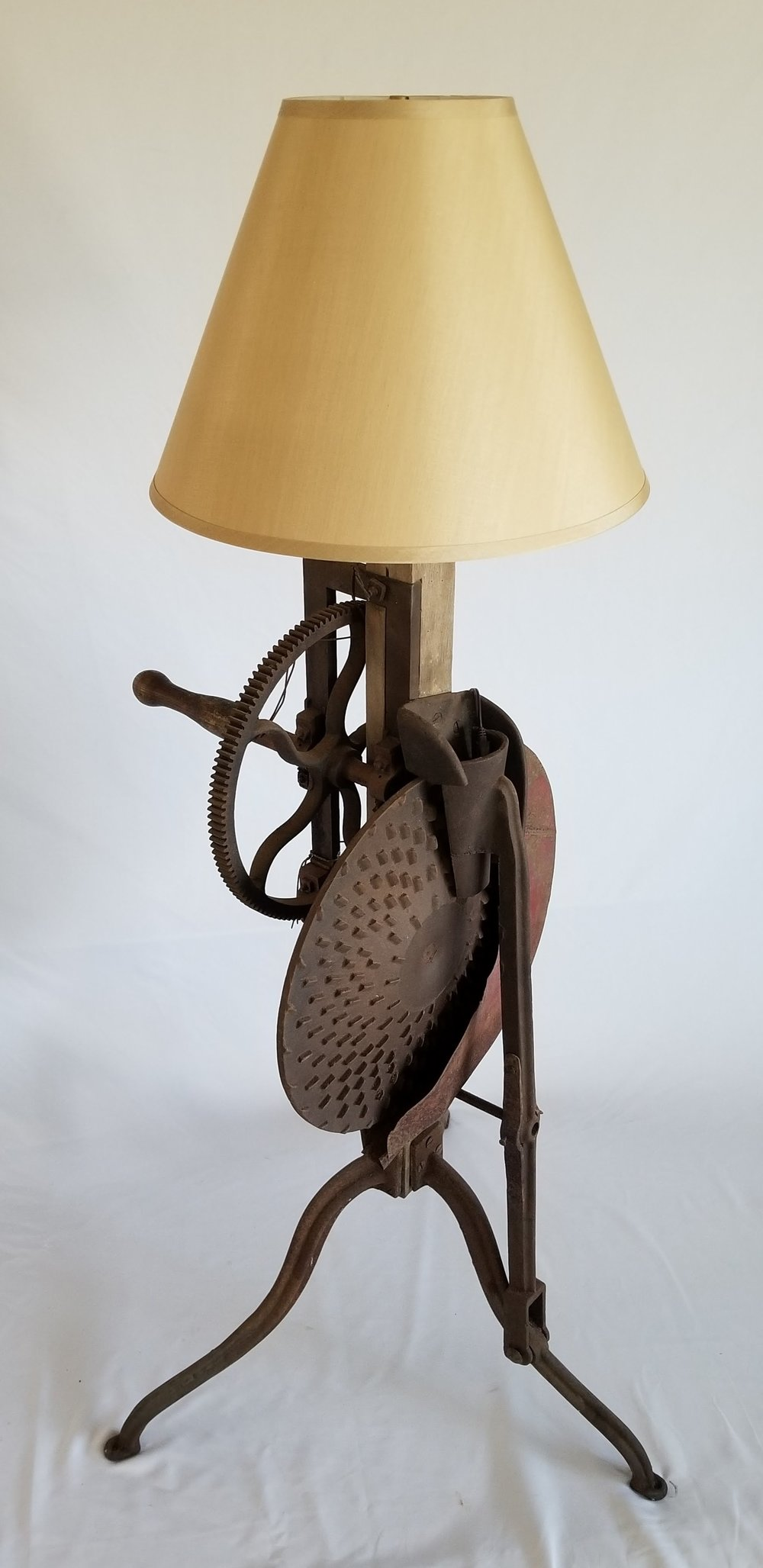 Cornhusker Lamp