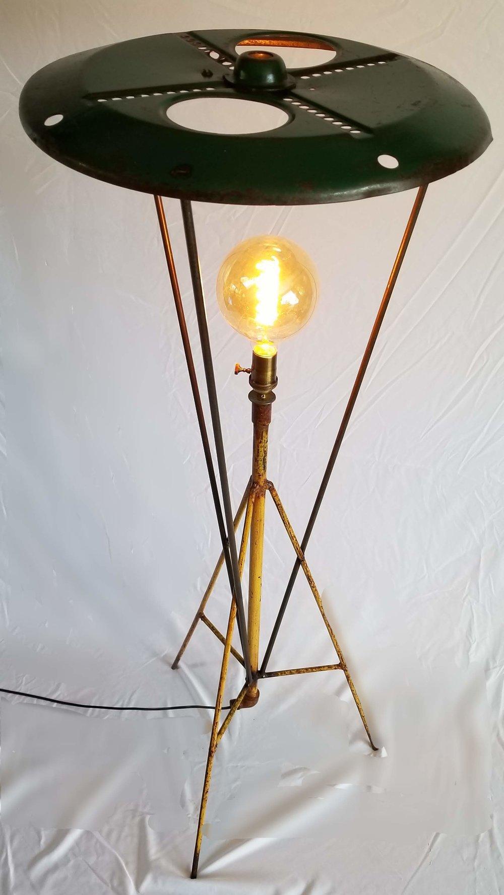 Jetsons' Lamp