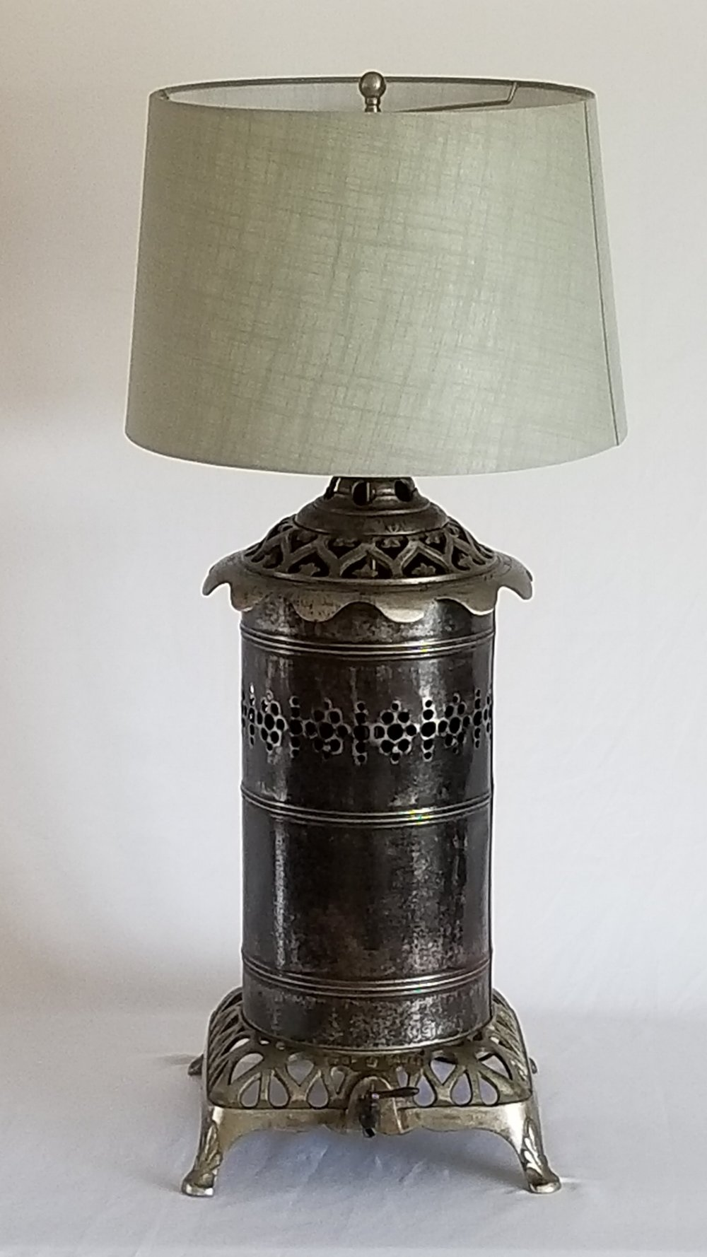 Gas Heater Lamp