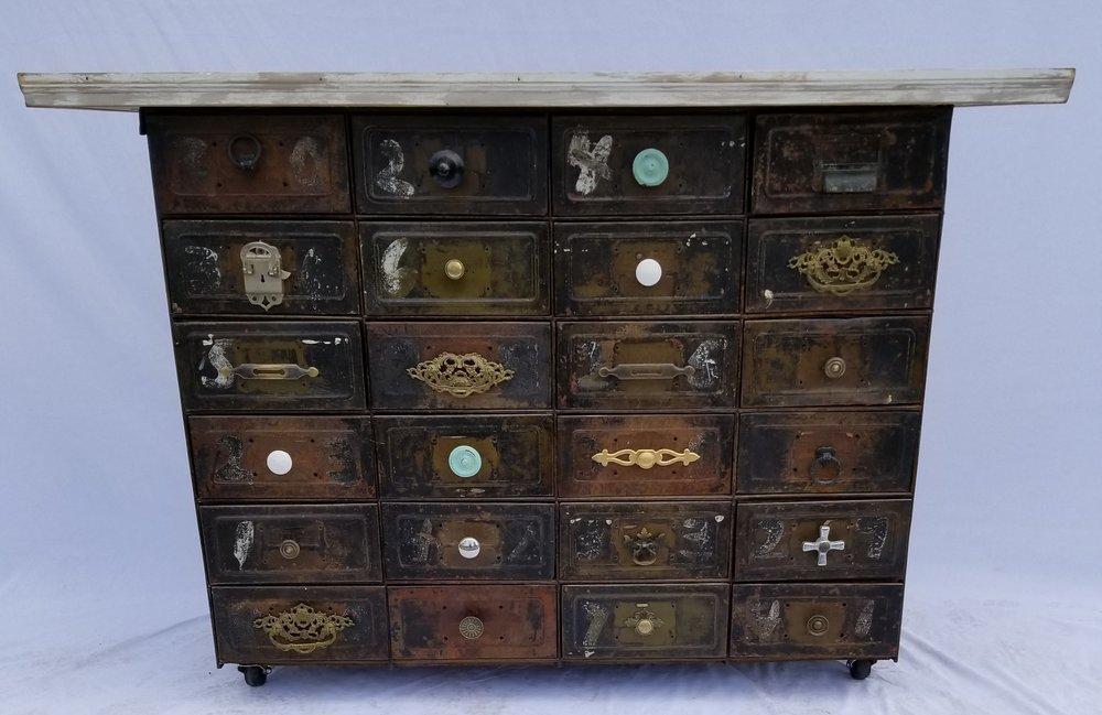 SOLD - Storage Drawer Buffet I