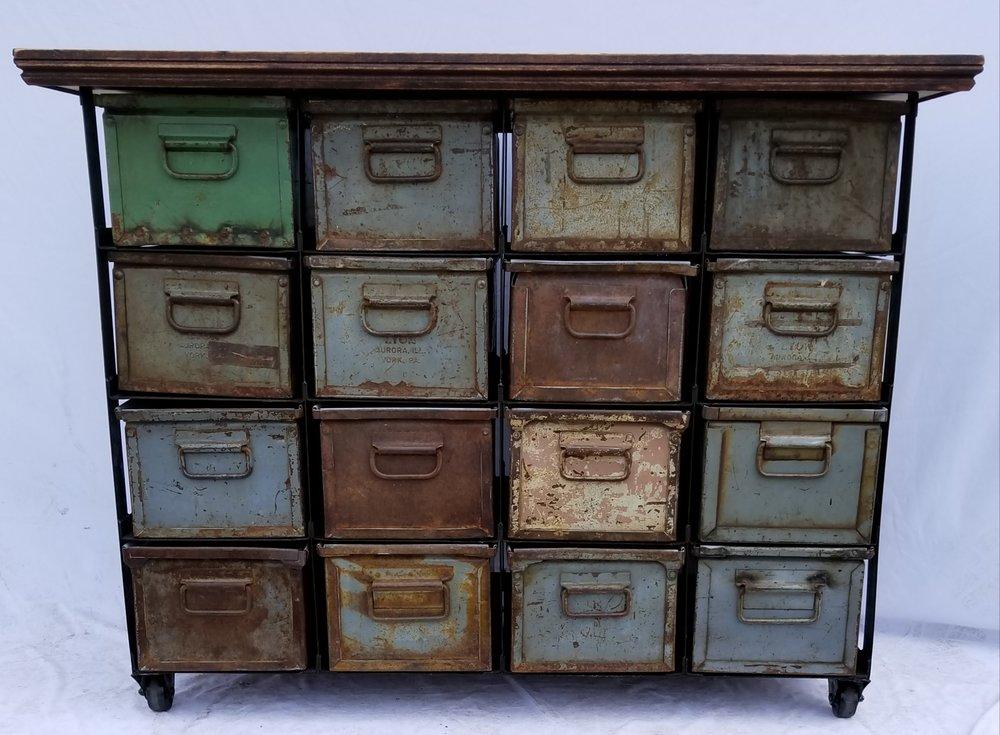 SOLD - Storage Drawer Buffet II