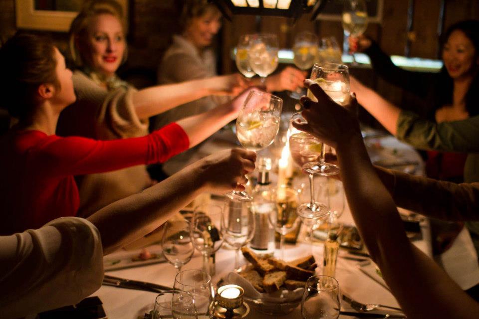 Mindful supper club
