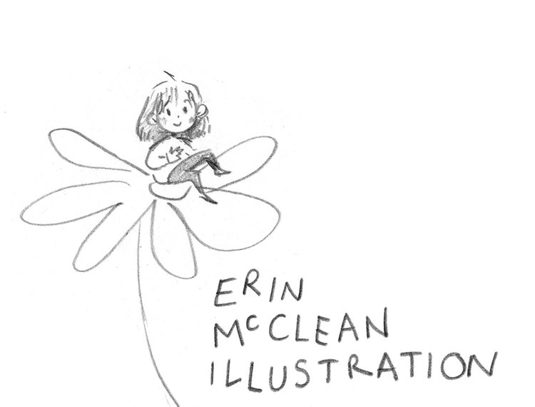 Erin McClean Illustration