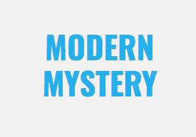 MODERN MYSTERY BLOG