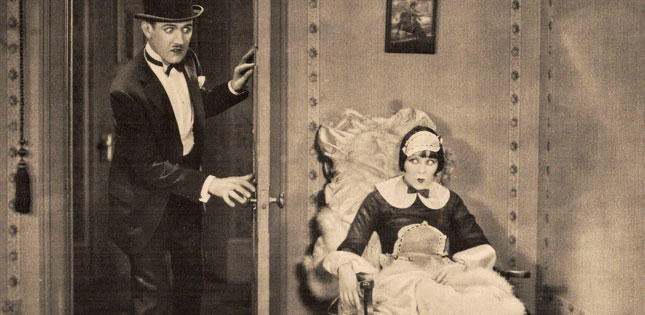 Charley Chase: one of the great geniuses of Hollywood's golden era of silent comedy