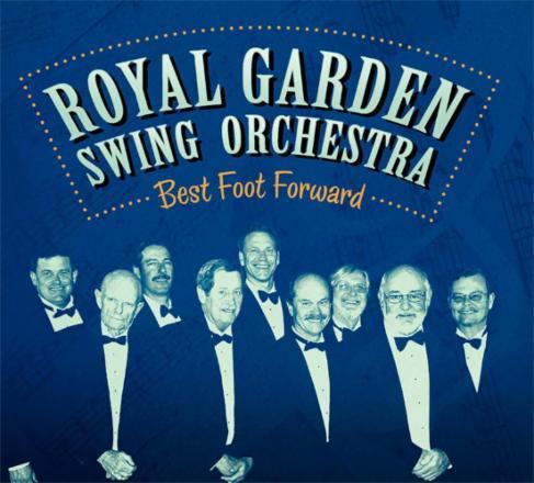 Royal Garden Swing Orchestra - Big Band Vocal Showcase — Branch