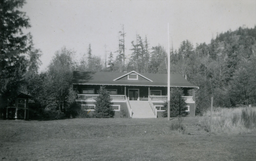 Camp Fircom's history