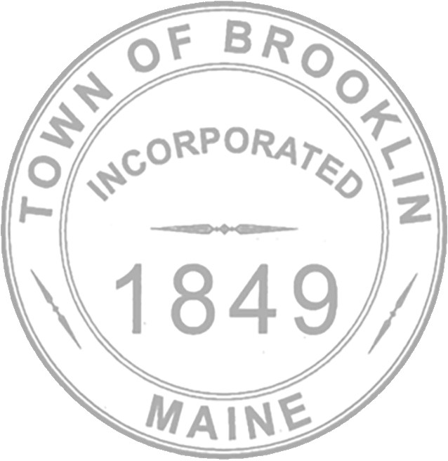 The Town of Brooklin, Maine