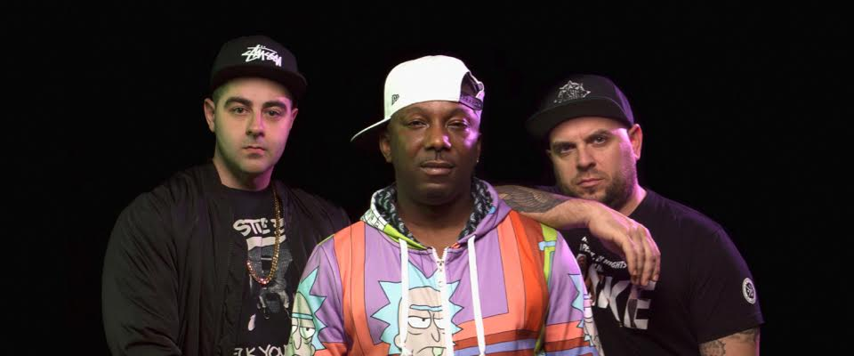 """Jamo Gang - @jamogang""""Jamo Gang – made-up of Ras Kass, El Gant, and producer J57 – have officially arrived with their debut self-titled eight-track EP.The trio – co-signed by DJ Premier – has been hyping up fans with the release of two singles, """"The Altar"""" and """"All Eyes On Us."""" With a vintage New York sound and hard-hitting drums from J57, what started out as a side-group for each artist back in October 2015 is now a full-fledged group carving out its own space in Hip Hop."""" – HipHopDX (source)Click on the name for the latest project"""