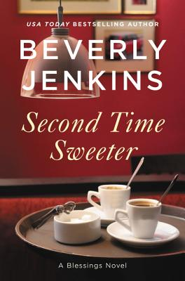"""Second Time Sweeter by Beverly Jenkins - NAACP nominee and USA Today bestselling author Beverly Jenkins continues her beloved Blessings series with a new heartwarming novel set in Henry Adams, Kansas.Order Now!About the BookMalachi """"Mal"""" July has run into trouble in the past. With a reputation as a player, he's now a recovering alcoholic and has made progress in redeeming himself in the eyes of his family and the citizens of Henry Adams, Kansas. He's not only turned his diner into a profitable business, but also mentors the town's foster kids. And he's even staying true to one woman—Bernadine Brown.But all it takes is a moment of pride to blind Mal to his blessings—a moment that makes him betray his friends and family, and lose Bernadine's trust and love. Will he ever be able to win her forgiveness?Meanwhile Homecoming Weekend is fast approaching, and store owner Gary Clark is reunited with his high school sweetheart. All it takes is a few minutes for them to realize the spark is still there, but is it too late for second chances?A little help from the good people of Henry Adams may give both Mal and Gary the best second chance at the happiness they missed the first time around…"""