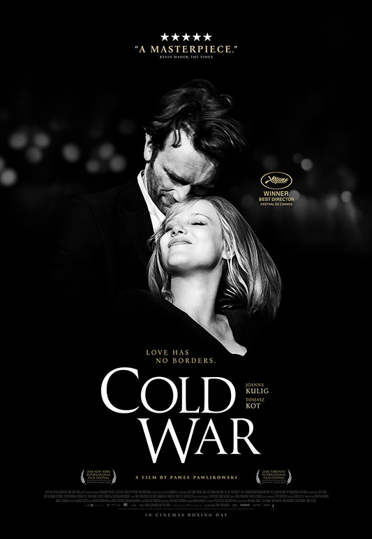 Review of Cold War - by Kathia WoodsThe Phrase