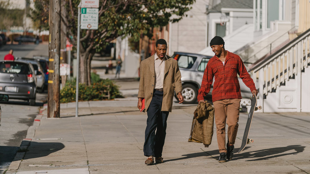 The Last Black Man In SanFrancisco - by Kathia WoodsFamily, Legacy, a House, friendship and the city by the bay are some of the underlying themes of